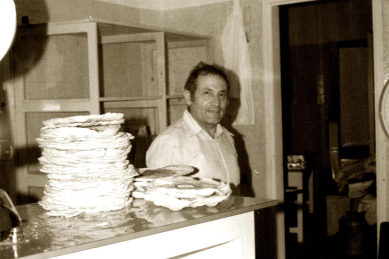 Sig. Alfredo anni 70